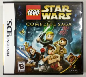 Lego Star Wars The Complete Saga Original - DS