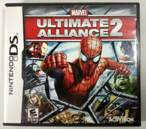 Ultimate Alliance 2 Original - DS