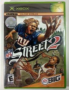 NFL Street 2 Original (LACRADO) - Xbox Clássico