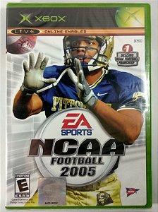 NCAA Fotball 2005 Original (LACRADO) - Xbox Clássico