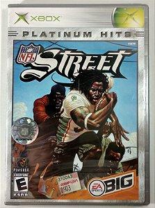NFL Street Original (LACRADO) - Xbox Clássico