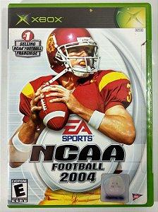 Jogo NCAA Football 2004 Original (LACRADO) - Xbox Clássico