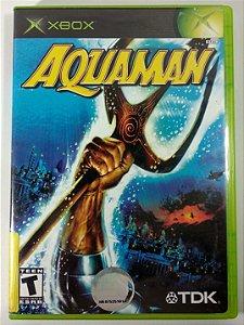 Aquaman Original - Xbox Clássico