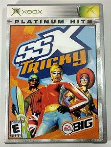 SSX Tricky Original - Xbox Clássico