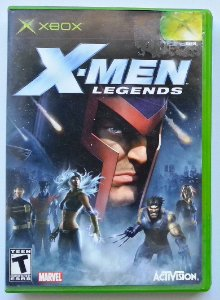 X-Men Legends Original - Xbox Clássico