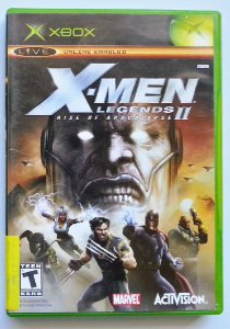 X-men Legends II Original - Xbox Clássico