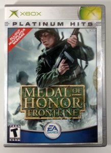 Medal of Honor Frontline Original - Xbox Clássico