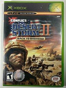Desert  Storm II Original - Xbox Clássico