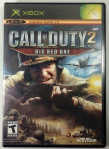 Call of Duty 2 Original - Xbox Clássico