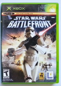 Star Wars Battlefront Original - Xbox Clássico