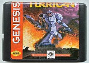 Turrican - Mega Drive