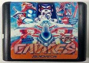 Gaiares - Mega Drive