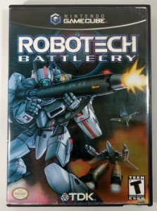 Robotech Battlecry Original - GC