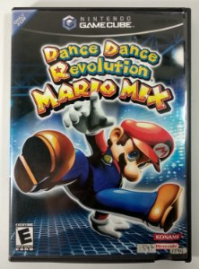 Dance Dance Revolution Mario Mix Original - GC