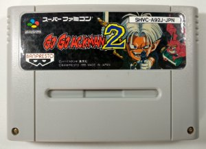 Go Go Ackman 2 Original - Super Famicom