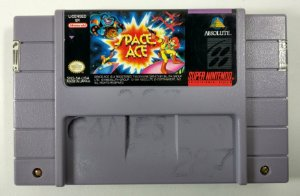 Space Ace Original - SNES