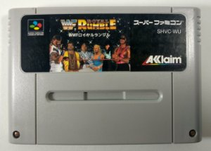 WF Rumble Original - Super Famicom