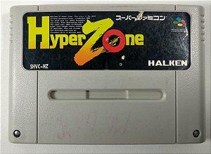 Hyper Zone Original - Super Famicom