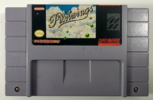 Pilotwings Original - SNES