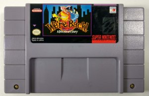 Were Back! A Dinosaurs Story Original - SNES