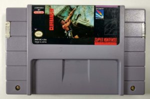 Cliffhanger Original - SNES