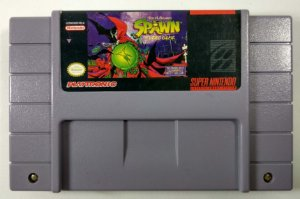 Spawn Original - SNES