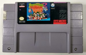 Lemmings 2 Tribes Original - SNES
