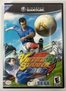 Virtua Striker 2002 Original - GC