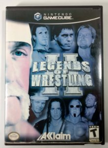Legends of Wrestling II Original - GC