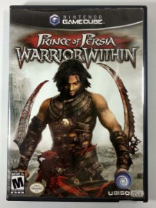 Prince of Persia Warrior Within Original - GC