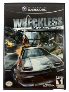 Wreckless the Yakuza Missions Original - GC