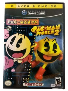 Pac-man VS. / Pac-man World 2 Original - GC