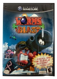 Worms Blast Original - GC