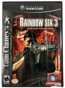 Tom Clancy's Rainbow Six 3 Original - GC