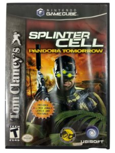 Tom Clancy's Splinter Cell Pandora Tomorrow Original - GC