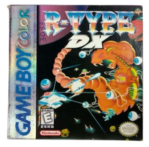 R-Type DX Original - GB