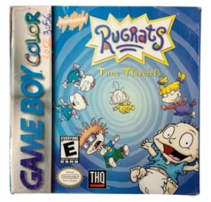 Rugrats Time Travelers Original - GB