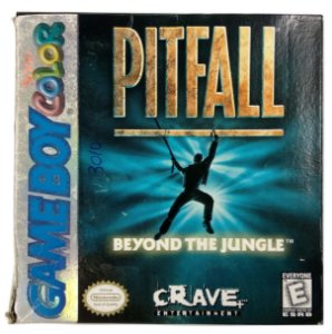 Pitfall Original - GB