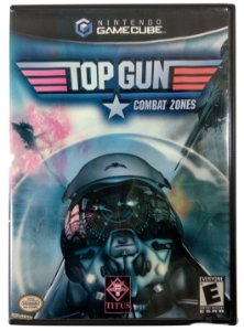 Top Gun Combat Zones Original - GC
