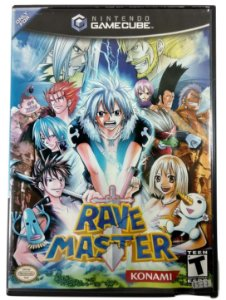 Rave Master Original - GC