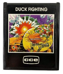 Duck Fighting CCE - Atari