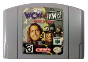 WCW vs NWO World Tour Original - N64