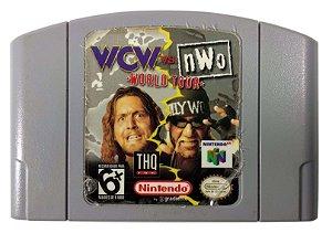 WCW vs NWO World Tour Original - N64