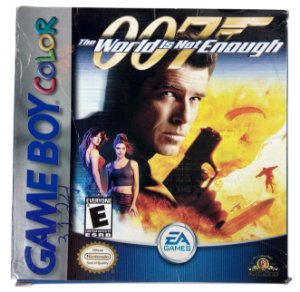 007 The World is not Enough Original - GBC