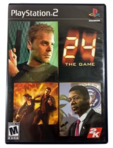 24 The Game Original - PS2