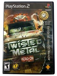 Twisted Metal Head-on Original - PS2