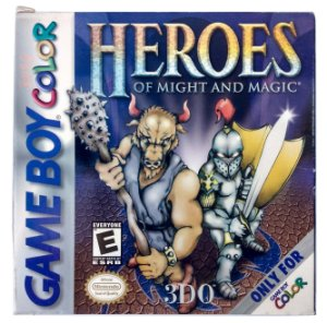 Heroes of Might and Magic Original - GBC