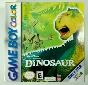 Dinosaur Original - GBC