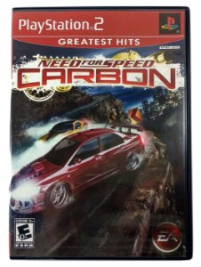 Need for Speed Carbon Original - PS2