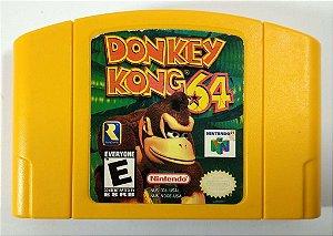 Donkey Kong 64 Original - N64